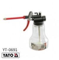 Bình châm nhớt bằng nhựa 270ml Yato YT-0691