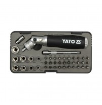 Bộ tua vít đa năng 1/4 inch 42 chi tiết Yato YT-2806