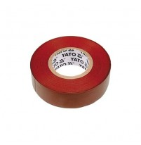 Băng dính điện màu đỏ Yato YT-8166