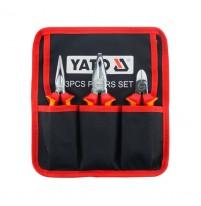 Bộ kìm cách điện 3 chi tiết YT-39604