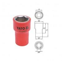 Khẩu cách điện 3/8 inch YT-21008