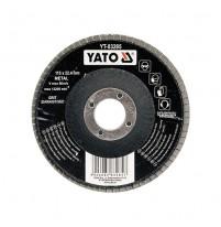Đĩa mài nhám xếp Yato YT-83281