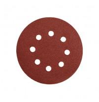 Giấy nhám tròn có lỗ 5 miếng Yato YT-83440