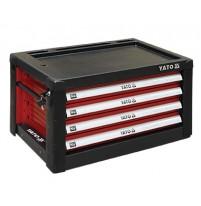 Tủ ngang đựng đồ nghề 4 ngăn Yato YT-09152