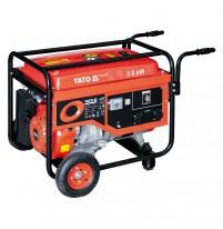 Máy phát điện chạy xăng 5.0kw Yato YT-85440