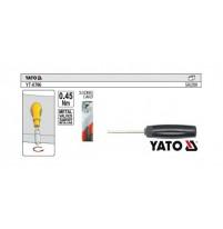 Dụng cụ mở van kim loại Yato YT-0796