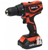 Máy khoan vặn vít dùng pin 18V Yato YT-82782