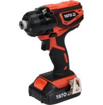 Máy khoan vặn vít dùng pin 18V Yato YT-82800