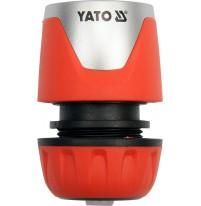 Khớp nối 2 đầu ống 1/2 inch Yato YT-99803