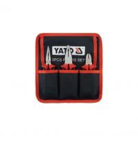 Bộ kìm 3 chi tiết Yato YT-39611