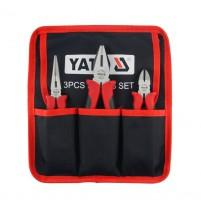 Bộ kìm 3 chi tiết Yato YT-39609