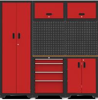 Tủ đựng đồ nghề 6 chi tiết Yato YT-HT01
