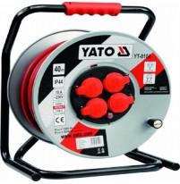Ổ cắm quay tay kiểu Rulo 16A-30M YATO YT-8106