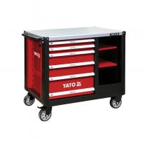 Tủ đựng đồ nghề sửa chữa cao cấp 6 ngăn Yato YT-09001