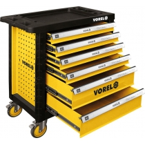 Tủ đựng đồ nghề 6 ngăn VOREL 58539