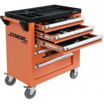 Tủ đồ nghề cho xưởng sửa chữa dịch vụ 184 chi tiết STHOR 58560